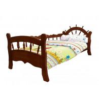 """Кровать с бортиками """"Штурвал"""""""