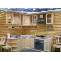 Кухня из массива № 5