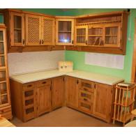 Кухня из массива № 9